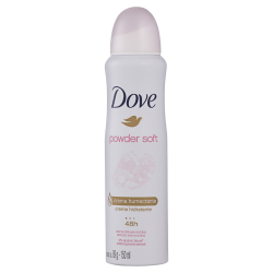 DESODORANTE AEROSOL DOVE POWDER 150 ML