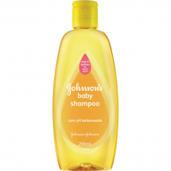 SHAMPOO JOHNSON BABY 200ML