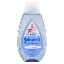 SHAMPOO JOHNSON CHEIRINHO PROLONGADO 200ML