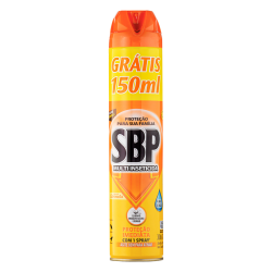 INSETICIDA SBP  420 ML