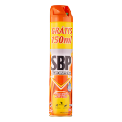 SBP MULTI INSETICIDA AEROSOL 450 ML