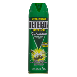 INSETICIDA DETEFON ACAO TOTAL  AEROSOL 300ML