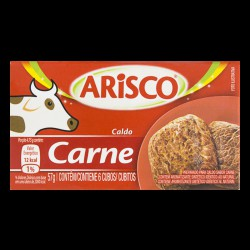 CALDO ARISCO CARNE 57G