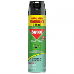INSETICIDA BAYGON ACAO TOTAL AEROSOL EUCALIPITO 360 ML