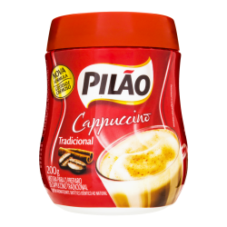 CAFE PILAO SOLUVEL CAPPUCCINO 200 GR