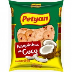 BISC PETYAN ROSQ COCO 400G