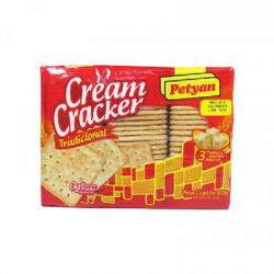 BISC PETYAN CREAM CRACKER 400 GR