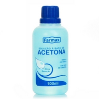 ACETONA FARMAX 100 ML