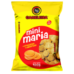 BISC GAMELEIRA MINI MARIA 400G